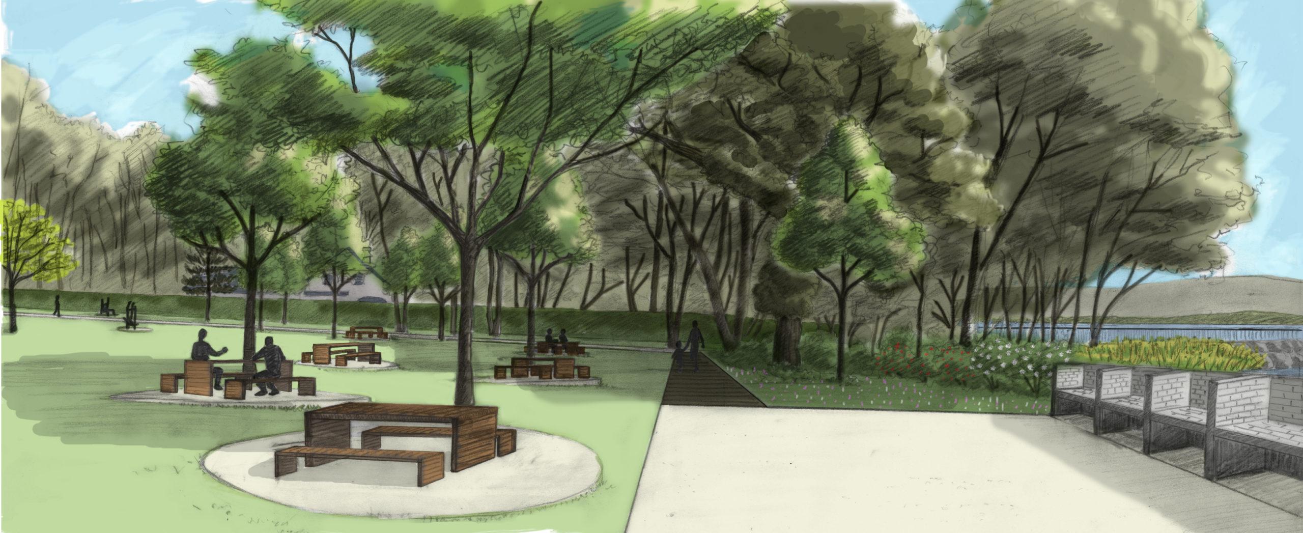 perspective parc